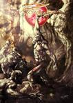 Skyworld Poster Makabo vs the horde