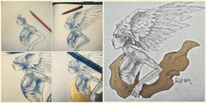 Winghead by Iantoy