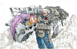 Cable by Iantoy