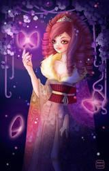 Giovanna's Character by himenosakura