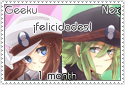 1 Month -Stamp- by Vocaloid10