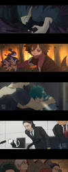Boku no hero academia season 3 by miamitu