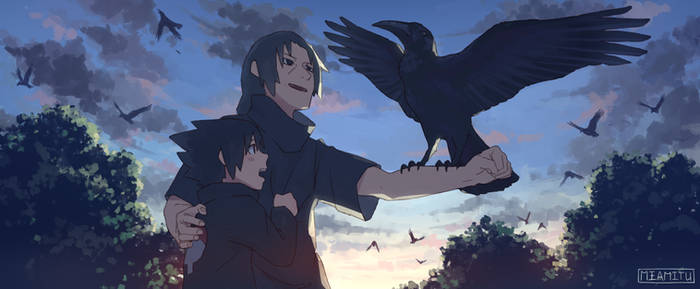 Naruto - Sasuke and Itachi #1