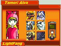 Tamer:Alex by AcetheKidd17