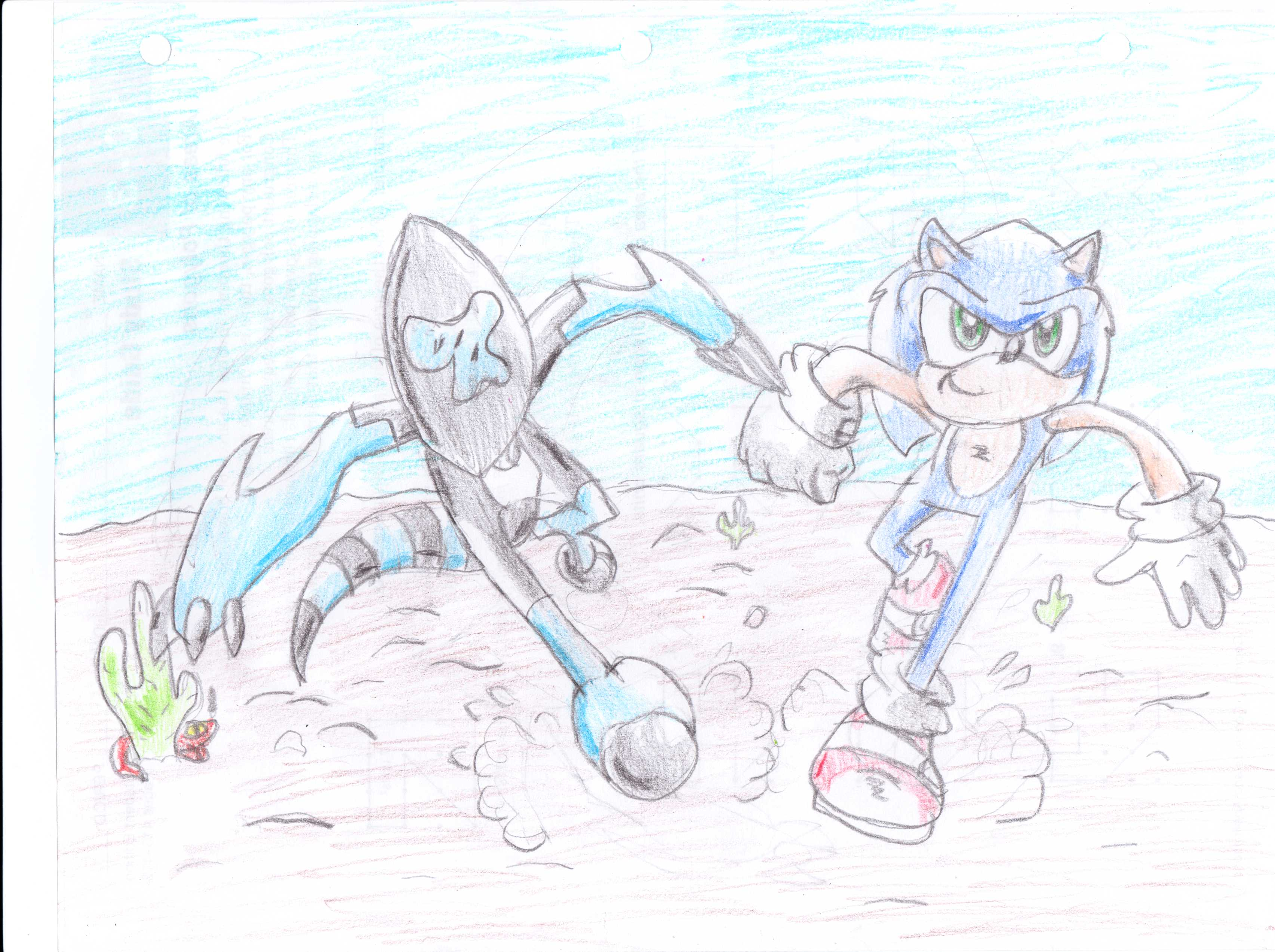 sonic fanart everyone join d archive page 5 sega forum