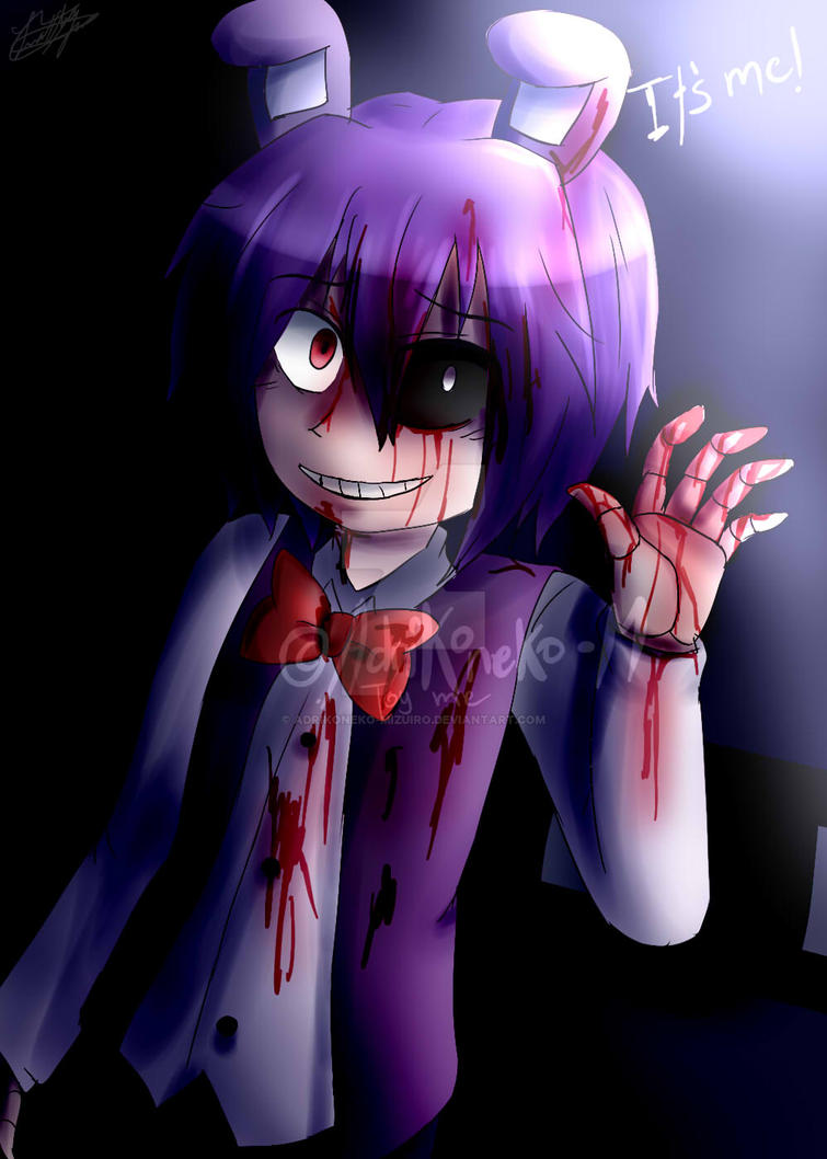 All information about Human Withered Bonnie - #catfactsblog