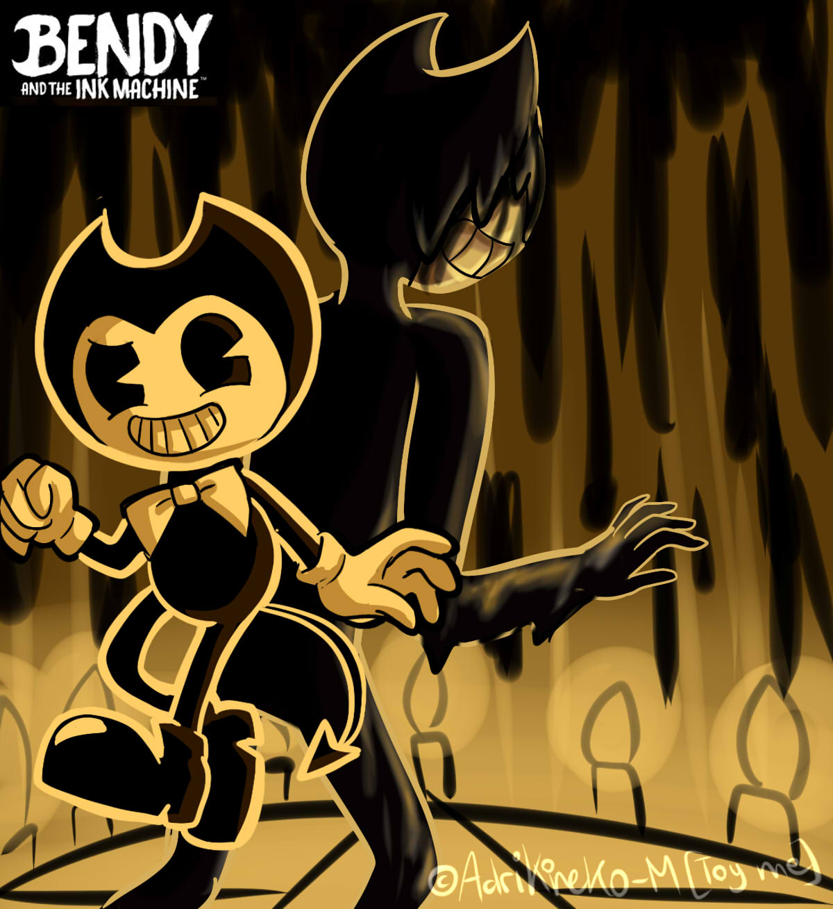 1200x1309px Bendy And The Ink Machine Wallpapers
