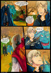 Zephyrus  - EW Page 1 by AoiAiron