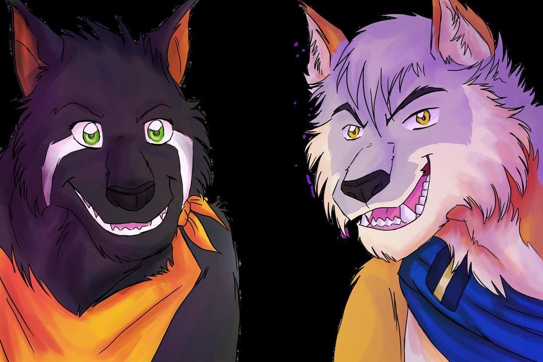 Latin Wolfs by AoiAiron