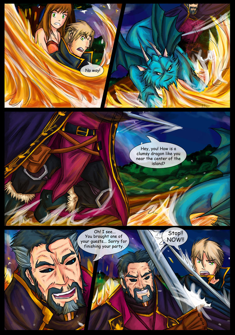 Zephyrus - EW Page 14 by AoiAiron