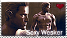::Albert Wesker - stamp:: by Claire-Wesker1