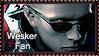 :::Wesker Fan::: stamp