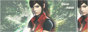 ::Claire Redfield sig:: gift