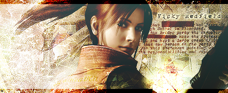• Poquett's Gallery • Claire_redfield_re_orc_sign_by_claire_wesker1-d49lrpz