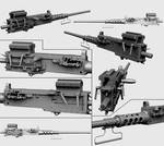 Browning M2 with M2 A.I.R.