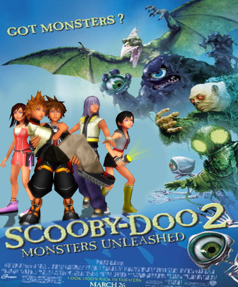 Scooby Doo 2 Monsters Unleashed By Maricorsair On Deviantart