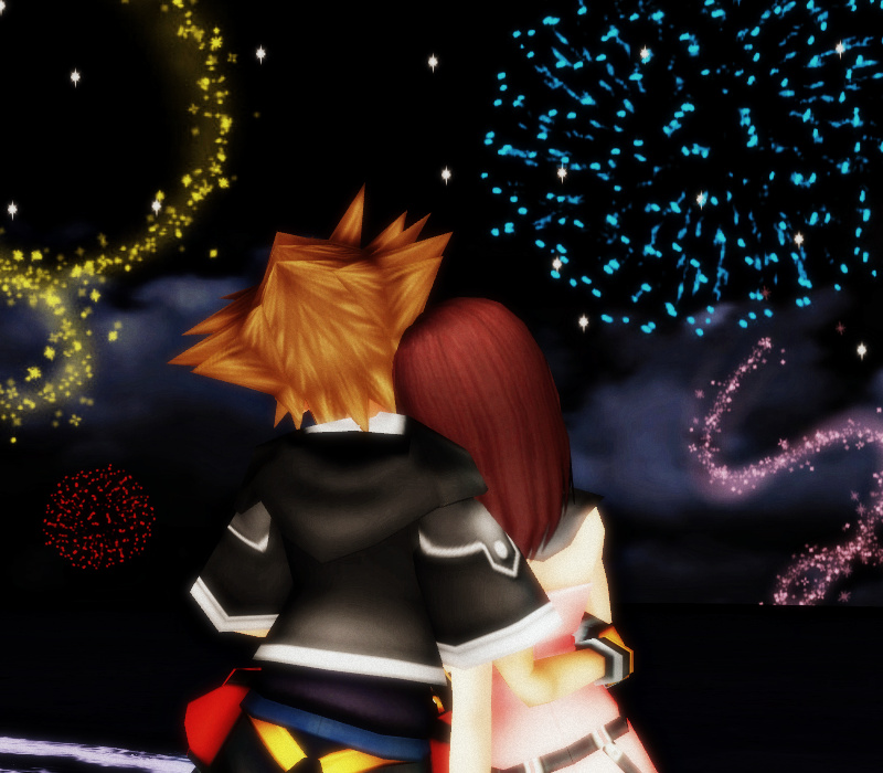 SoKai 2013 - Fireworks by SanctuarysEmbrace
