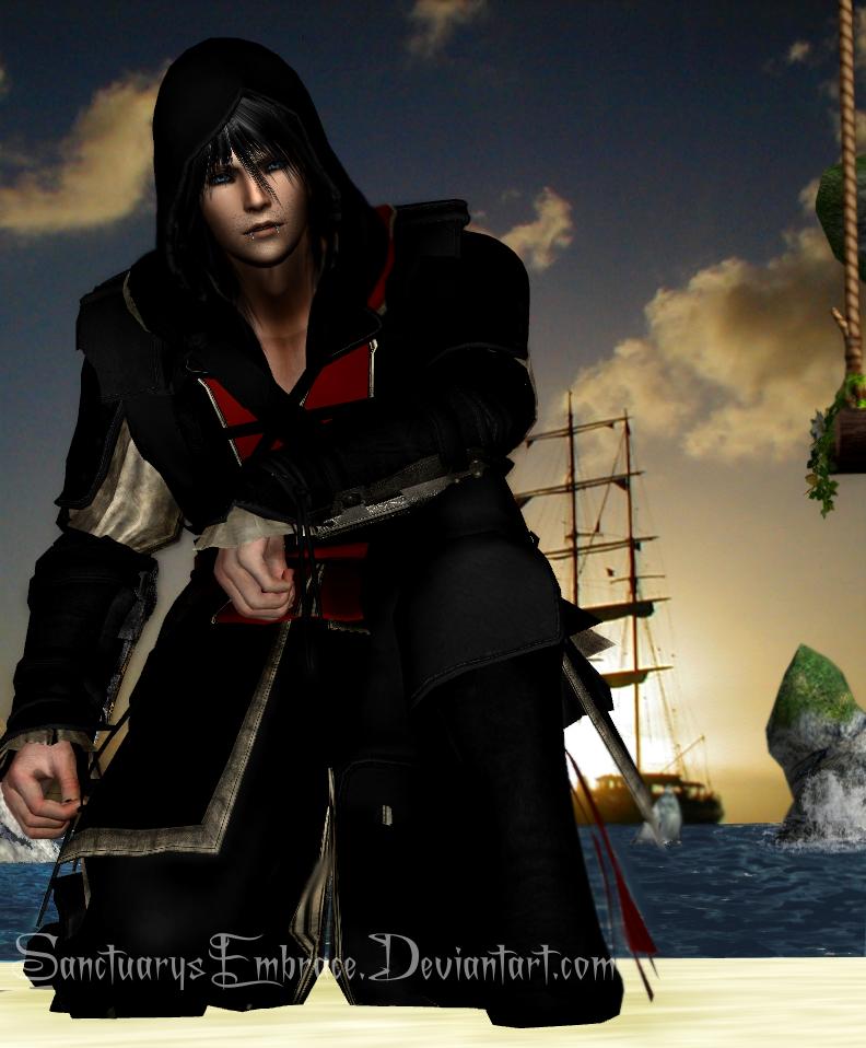 Captain Erebus by SanctuarysEmbrace