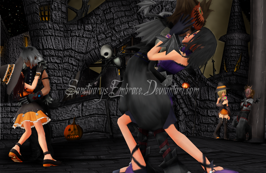 ..::~This is Halloween~::.. by SanctuarysEmbrace