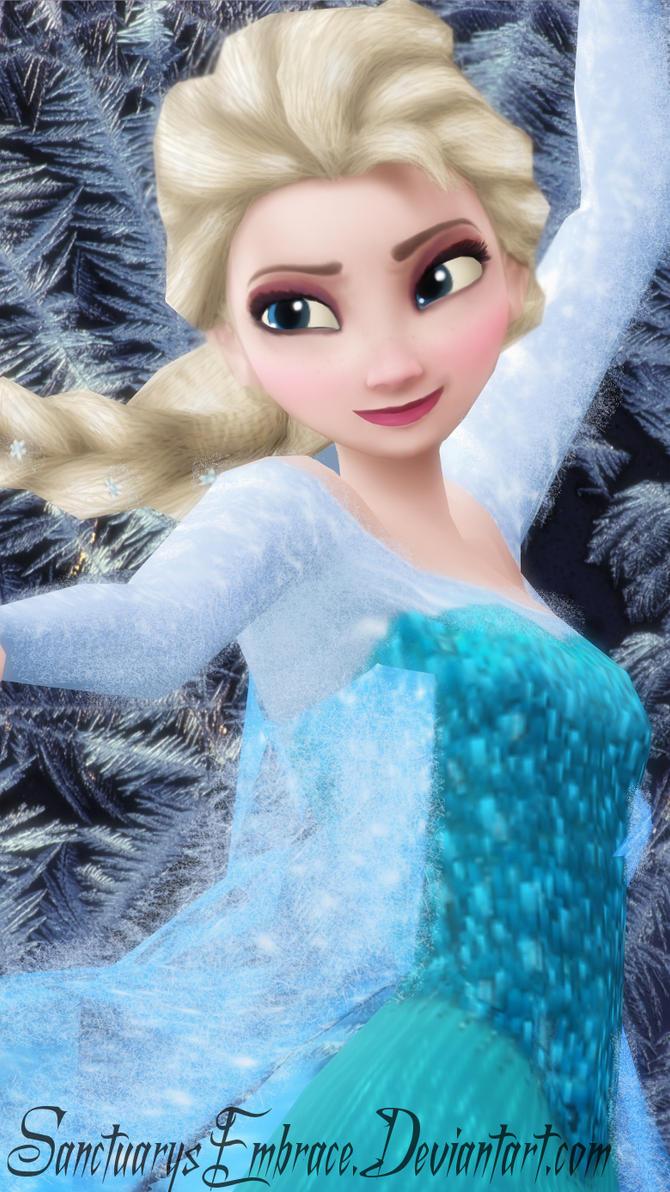 Elsa by SanctuarysEmbrace