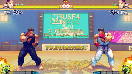 Ultra Street Fighter IV Mods on StreetModders - DeviantArt