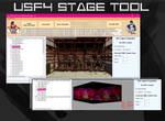 USF4 Stage Tool v1.0 by JingoJungle and BEAR by BEARIliyan