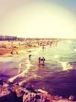 seaside by calcetin-verde
