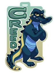 Badge: Creed by Greevixor