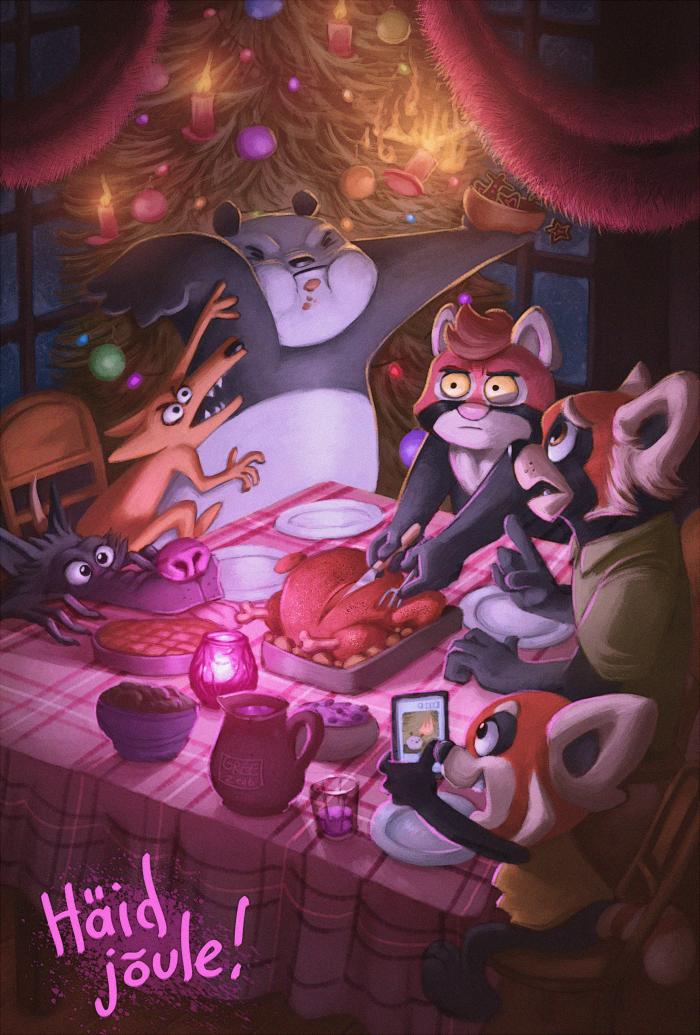 Jingle Jumble by Greevixor