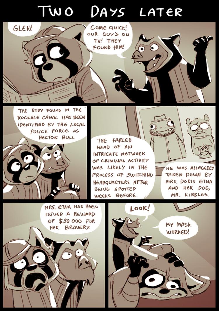 Grim Trim pg11 by Greevixor