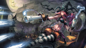 [LOL] Miss Fortune Halloween
