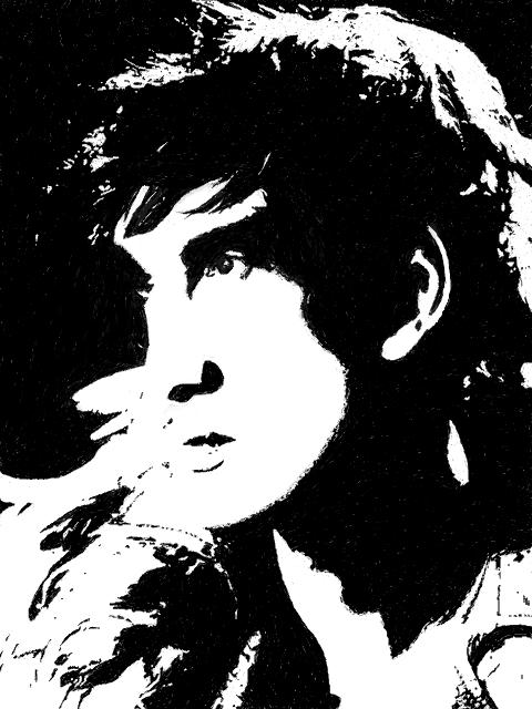 patrick wolf -- tegakiE by OpenSecret