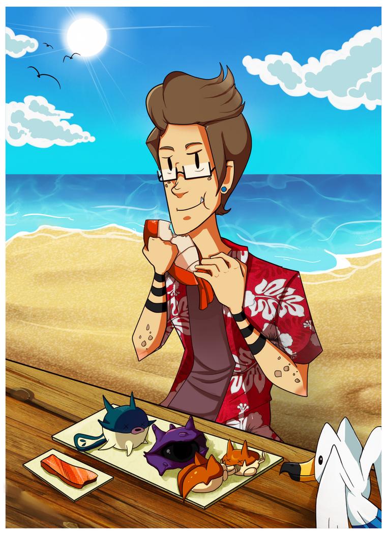 See food? Seafood! by Lockmon