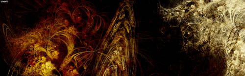 oneiric dual-widescreen by lyc
