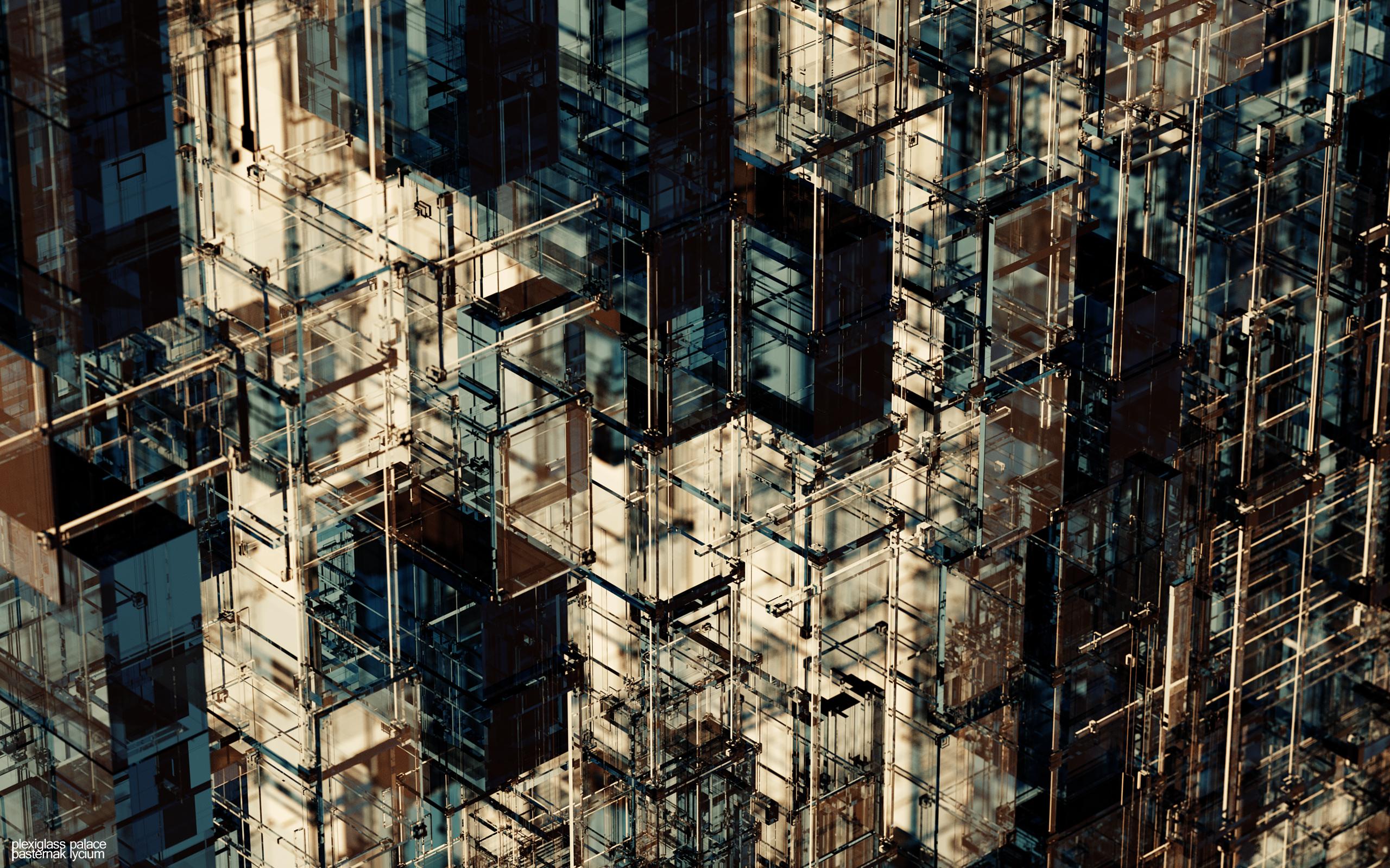 plexiglass palace by lyc