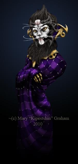 The Gambler by Kipestshin