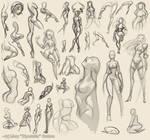 Women Sketches 1