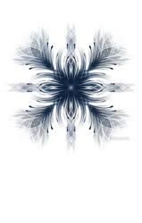 Snowflake 007 by Kipestshin