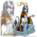 'Medusa' Aethelinda