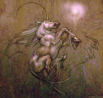 Gifthorse 2 -Unicorn- by Kipestshin