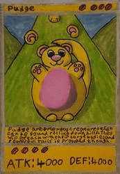 Pudge card