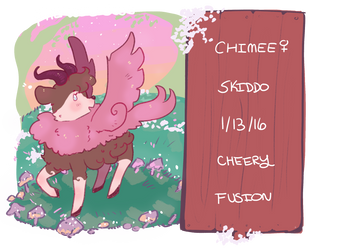 fae willows | chimee by pastelfae