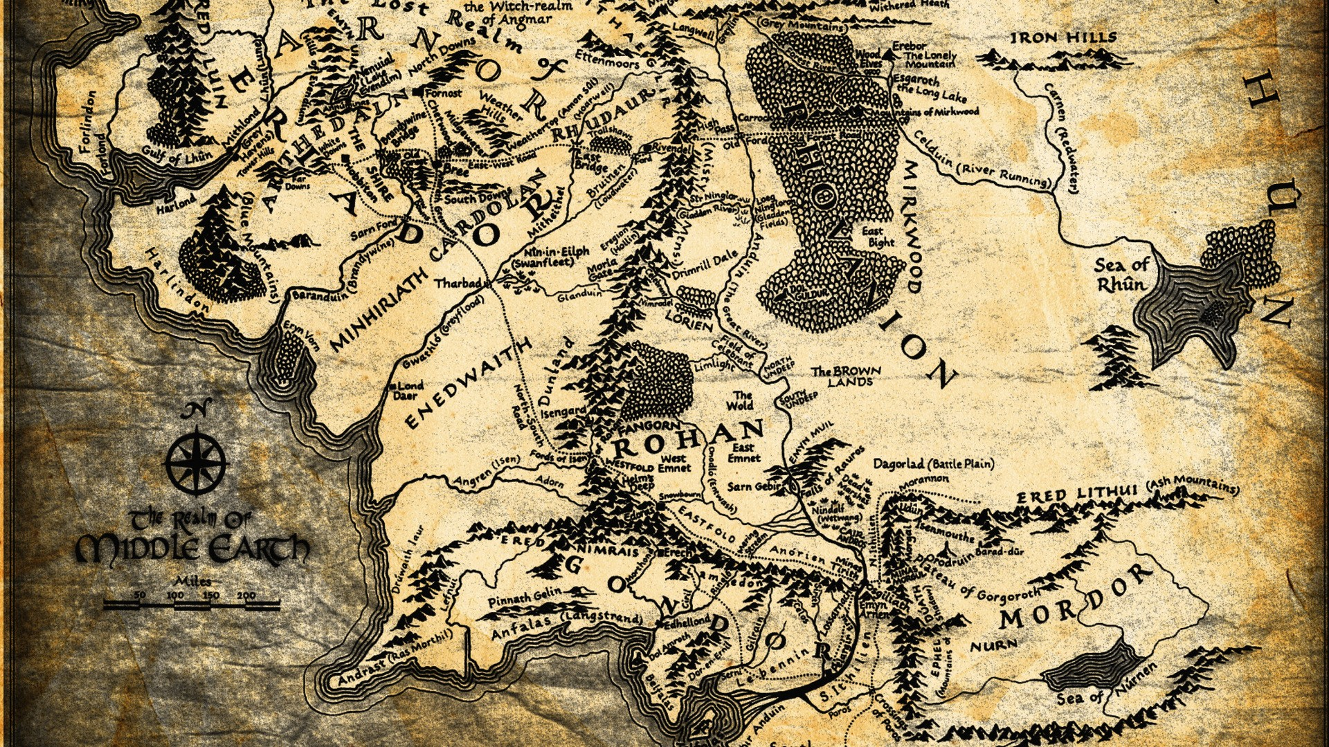 Lord of the Rings MAP 08 by LordOfTheRings-WALLS on DeviantArt