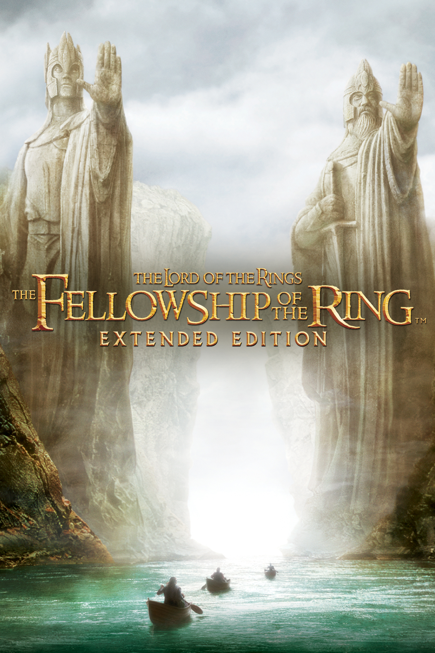 Lord of the Rings - Poster Fellowship of the Ring