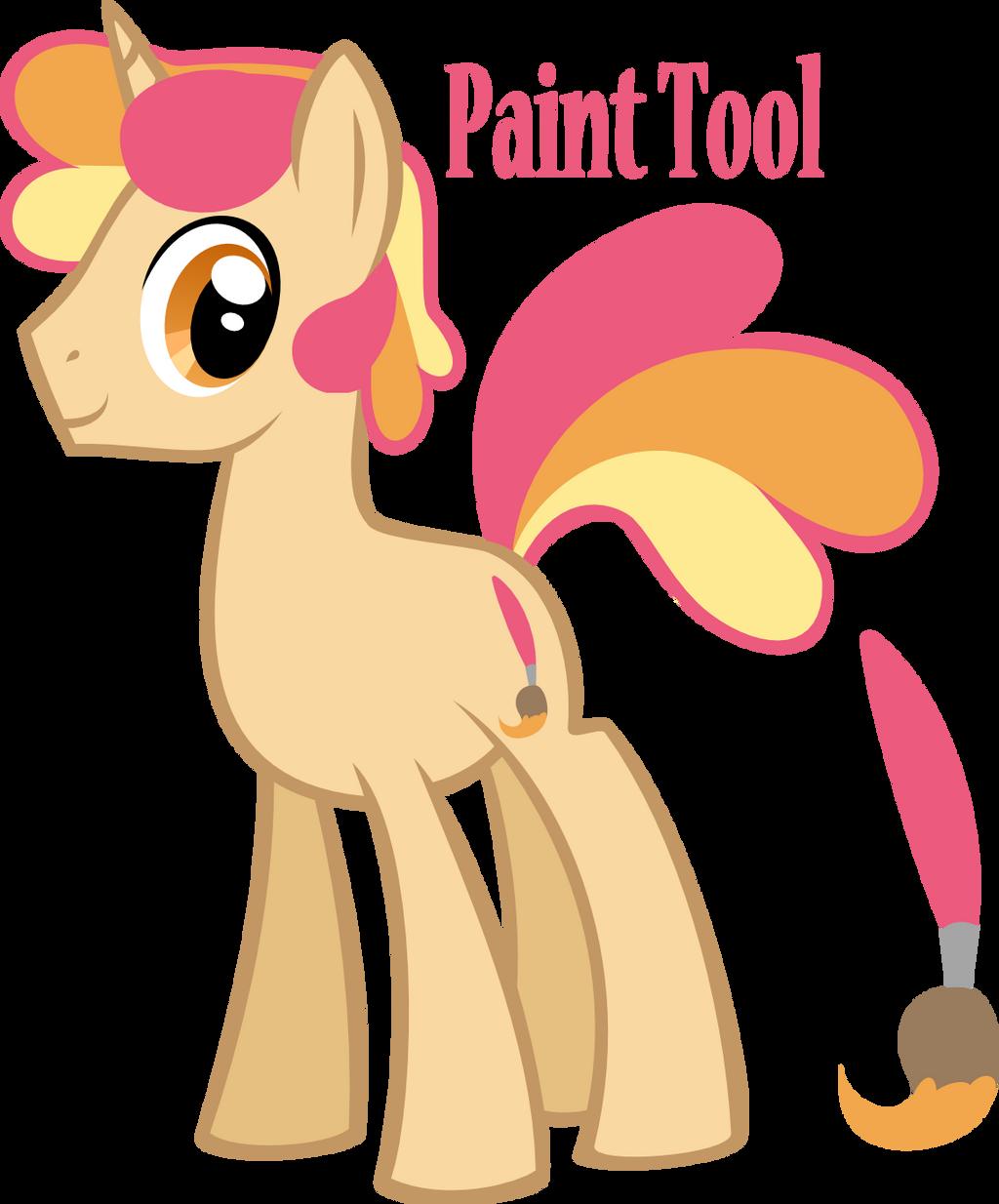 Mlp Oc Paint Tool By Looji On Deviantart