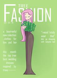 Tree Fashion 2 by Looji