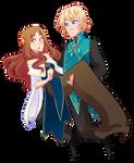 Commission : Nilus and Adalynn