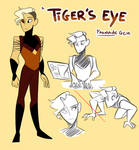 SU - A tiger's eye