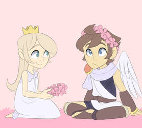 flower crowns are pretty by looji