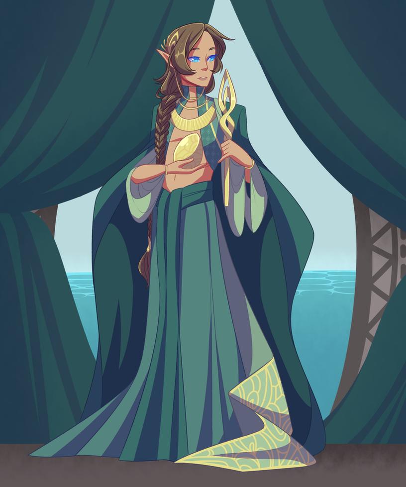 Royal prince by Looji